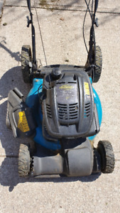 Self Propelled Gas Powered Push Lawn Mower 22""