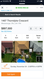 House in Mississauga for sale