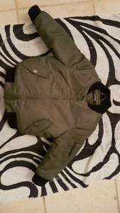 boys 2T snow suit and winter jacket