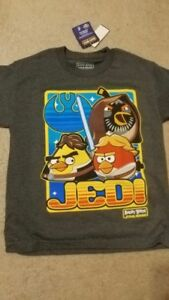 Angry Birds Star Wars Size M T-Shirt