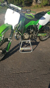 2002 KX125/REAL GOOD SHAPE!