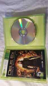 Deus Ex. Jeu Xbox 360.  West Island Greater Montréal image 3