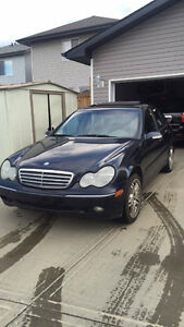 **SOLD 2003 Mercedes-Benz C240 Sedan