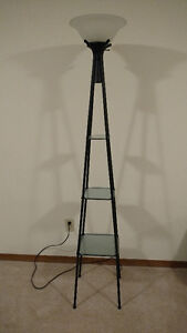 Excellent condition standing lamp