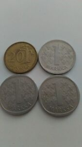 Lot of Coins from Sweden, Finland, Denmark and Norway Kitchener / Waterloo Kitchener Area image 4