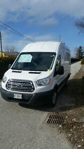 2015 Ford Transit 350 cargo van, high roof, long wheel base