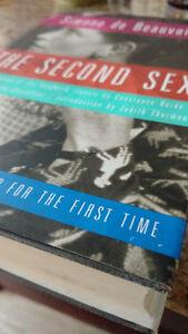 The Second Sex- Simone de Beauvoir West Island Greater Montréal image 4