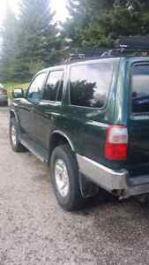 1999 toyota 4runner sr5 - runs and drives great