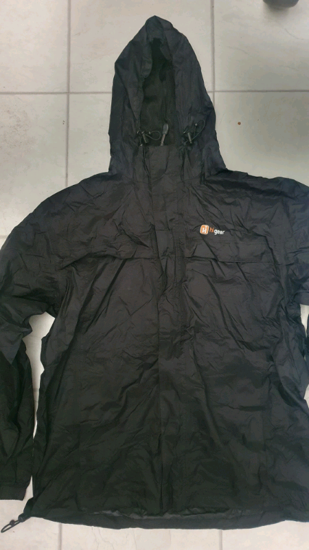 hi gear waterproof jacket size 10 in