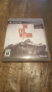 Evil Within for PS3