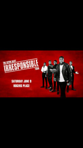 5 Kevin  hart irresponsible tour tickets