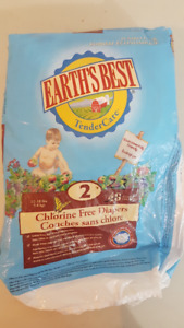 Chlorine Free Diapers Size 2