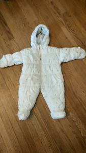 12mos Snow Suit