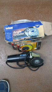 Small angle grinder Mansfield Brisbane South East Preview