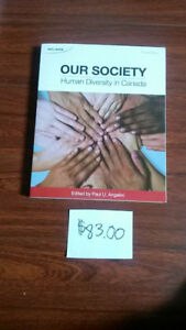 Our Society - Human Diversity In Canada. Fourth Edition