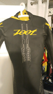 Wetsuit (zoot force 1.0)
