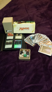 Magic the gathering playing cards