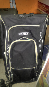 Grit tower bag