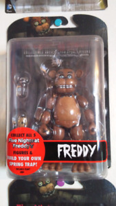 Five Nights At Freddy's Collectable Figures