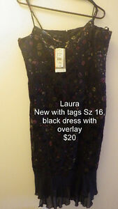 Womens Dress - size Xl/16