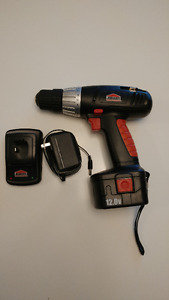JOBMATE 12V CORDLESS DRILL WITH CHARGER