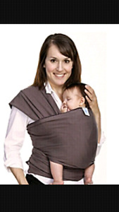 Baby carrier/ sling wrap