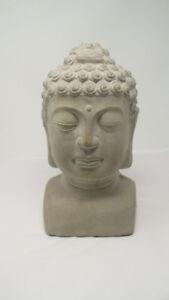 Buddha statue - concrete mix recipe - 11 inch tall