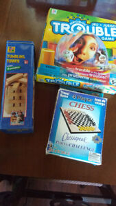 Board Game Lot - 10 for 3 Games