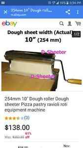 Looking for manual dough roller