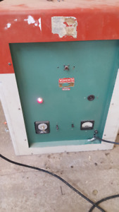 WORKRITE inc model 4000 wood welder soudeuse a frequence colle