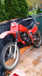 ISO 80's XR200R PARTS