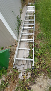24 ft extension ladder