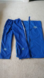 CYO Hockey wear.  Garment bag, warm up suit, winter jacket
