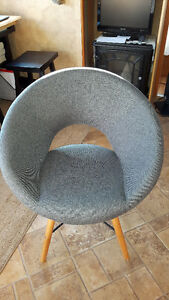 Gray Jysk Chairs
