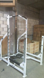 Cage Power Rac Hammer Strenght