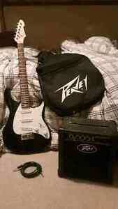 Never used Peavey Raptor and Amp