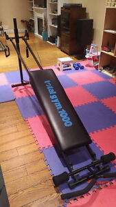 Total Gym 1000 Excellent Condition Kitchener / Waterloo Kitchener Area image 1