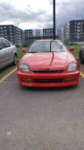 End of year special Honda prelude H22A