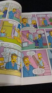 Simpson's Graphic Novel Belleville Belleville Area image 1