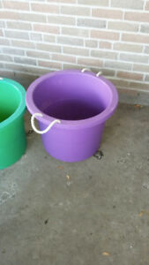 Rope-Handle Buckets -$5 each