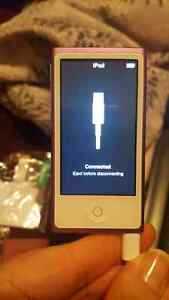 Pink iPod Nano 16 GB, 7th gen, barely used, great condition Peterborough Peterborough Area image 2