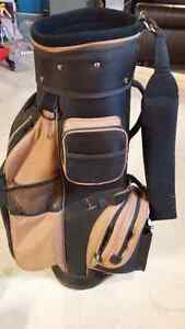 Very Nice Golf bag with carrying strap London Ontario image 1