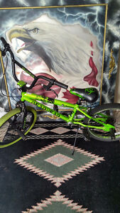 Brand new  bmx great grading day gift 150$$