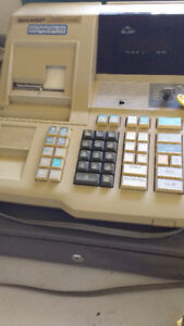 Sharp ER-2385 Electronic Cash Register