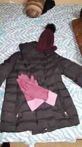 winter jacket a cap and gloves Prince George British Columbia image 1
