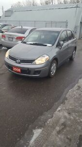 2008 Nissan Versa 1.8 S Sedan - CLEAN CAR!!!