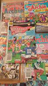Archie Comics $20 for all or $5 each
