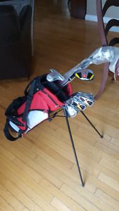 Brand new Clubs and Bag