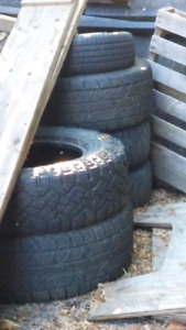 5 Good Year Tires-price reduced to $50-in Armstrong