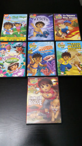 Kids DVDS for sale